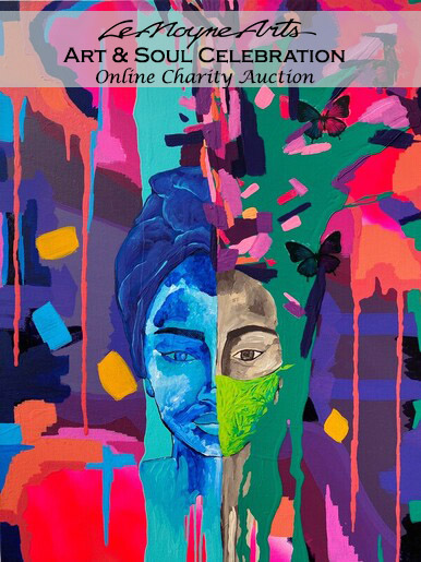 LeMoyne Art & Soul Celebration Online Charity Auction (Session 2), October 16th 2020
