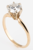 Fine Gold & Sterling Silver Jewelry, Diamond & Watch Auction